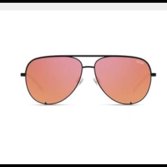 NEW Quay Australia sunglasses High Key aviators